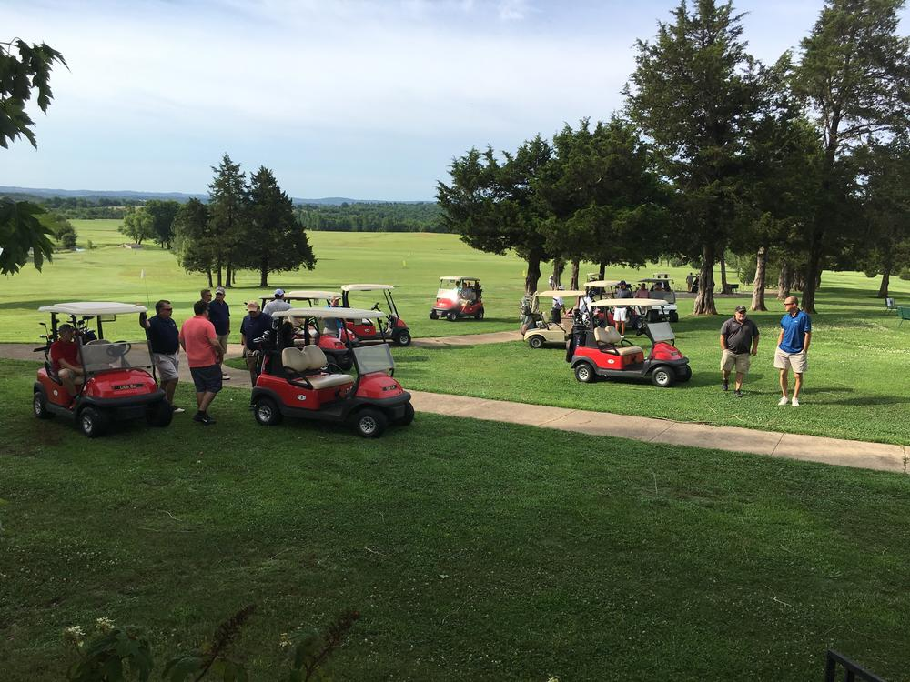 BCSO Reserves Golf Tournament