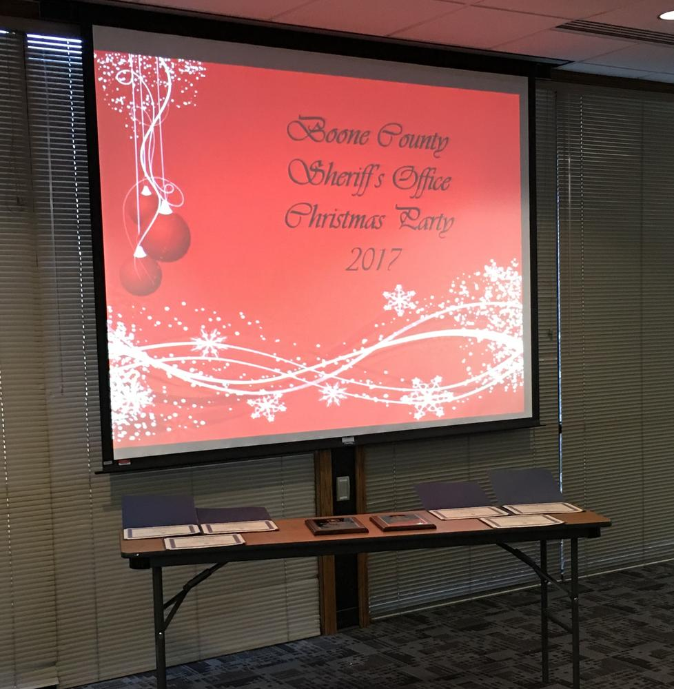 Christmas Party Presentation