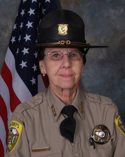 Sgt. Linda Steves  Administrative Officer